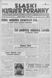 Śląski Kurjer Poranny, 1935, R. 1, nr 98