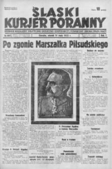 Śląski Kurjer Poranny, 1935, R. 1, nr 100