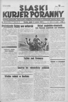 Śląski Kurjer Poranny, 1935, R. 1, nr 137
