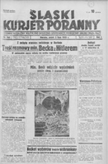 Śląski Kurjer Poranny, 1935, R. 1, nr 150