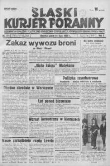 Śląski Kurjer Poranny, 1935, R. 1, nr 171