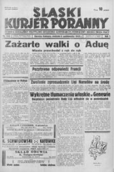 Śląski Kurjer Poranny, 1935, R. 1, nr 243