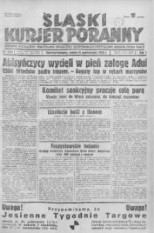 Śląski Kurjer Poranny, 1935, R. 1, nr 249