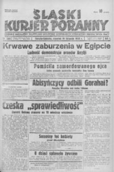 Śląski Kurjer Poranny, 1935, R. 1, nr 262