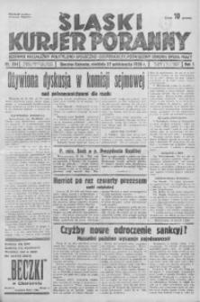 Śląski Kurjer Poranny, 1935, R. 1, nr 264