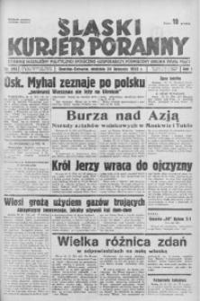 Śląski Kurjer Poranny, 1935, R. 1, nr 292