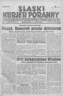 Śląski Kurjer Poranny, 1936, R. 2, nr 5