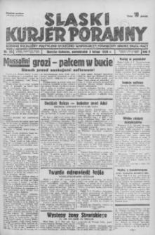 Śląski Kurjer Poranny, 1936, R. 2, nr 33