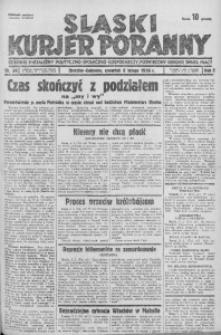 Śląski Kurjer Poranny, 1936, R. 2, nr 36