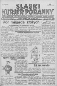 Śląski Kurjer Poranny, 1936, R. 2, nr 42