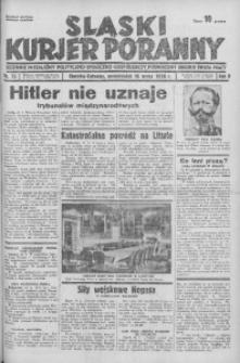 Śląski Kurjer Poranny, 1936, R. 2, nr 75
