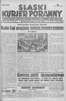 Śląski Kurjer Poranny, 1936, R. 2, nr 79