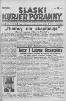 Śląski Kurjer Poranny, 1936, R. 2, nr 82