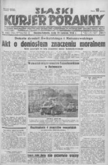 Śląski Kurjer Poranny, 1936, R. 2, nr 110
