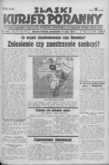 Śląski Kurjer Poranny, 1936, R. 2, nr 128