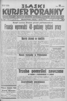 Śląski Kurjer Poranny, 1936, R. 2, nr 154