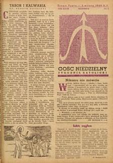 Gość Niedzielny, 1958, R. 27, nr 9