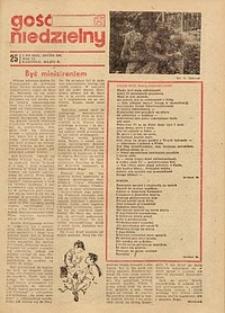 Gość Niedzielny, 1971, R. 44, nr 25