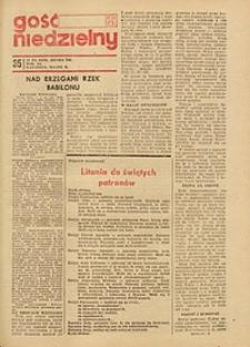 Gość Niedzielny, 1971, R. 44, nr 35