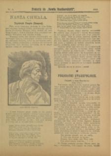 "Dodatek do ""Nowin Raciborskich"", 1910, nr 9"
