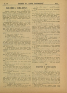 "Dodatek do ""Nowin Raciborskich"", 1910, nr 26"