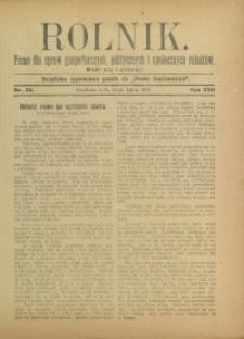Rolnik, 1910, R. 17, nr 28