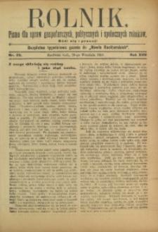 Rolnik, 1910, R. 17, nr 39