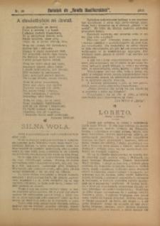 "Dodatek do ""Nowin Raciborskich"", 1911, nr 33"