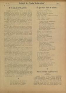 "Dodatek do ""Nowin Raciborskich"", 1911, nr 41"