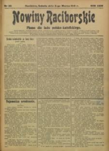 Nowiny Raciborskie, 1912, R. 24, nr 26