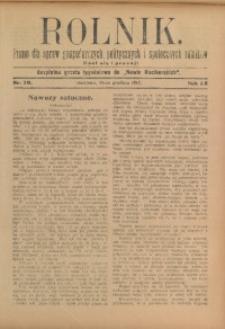 Rolnik, 1913, R. 22, nr 50