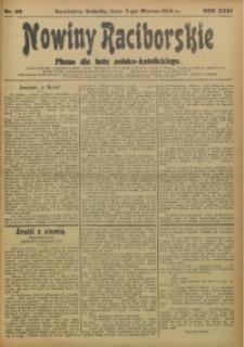 Nowiny Raciborskie, 1914, R. 26, nr 29