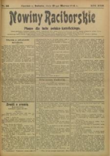 Nowiny Raciborskie, 1914, R. 26, nr 35