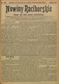 Nowiny Raciborskie, 1914, R. 26, nr 122