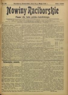 Nowiny Raciborskie, 1915, R. 27, nr 53