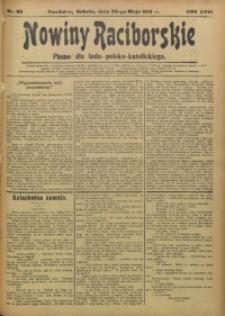 Nowiny Raciborskie, 1915, R. 27, nr 62
