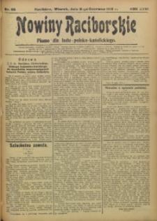 Nowiny Raciborskie, 1915, R. 27, nr 66