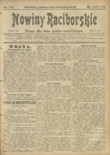 Nowiny Raciborskie, 1916, R. 28, nr 133