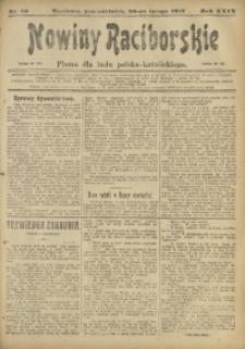 Nowiny Raciborskie, 1917, R. 29, nr 25