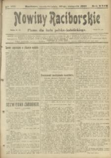 Nowiny Raciborskie, 1917, R. 29, nr 101