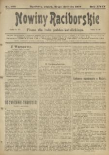 Nowiny Raciborskie, 1917, R. 29, nr 103