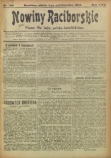 Nowiny Raciborskie, 1918, R. 30, nr 120
