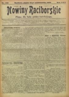 Nowiny Raciborskie, 1918, R. 30, nr 126