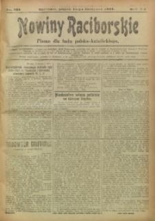 Nowiny Raciborskie, 1918, R. 30, nr 138