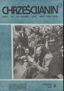 Chrześcijanin, 1985, nr 6