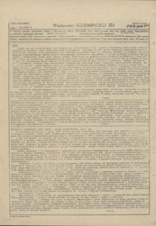 Wiadomości Solidarności, 1981, nr381