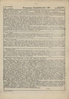Wiadomości Solidarności, 1981, nr392