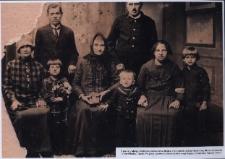 Sambor. Fotografia rodzinna, 1924 r.