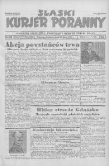Śląski Kurjer Poranny, 1936, R. 2, nr 198