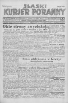 Śląski Kurjer Poranny, 1936, R. 2, nr 213